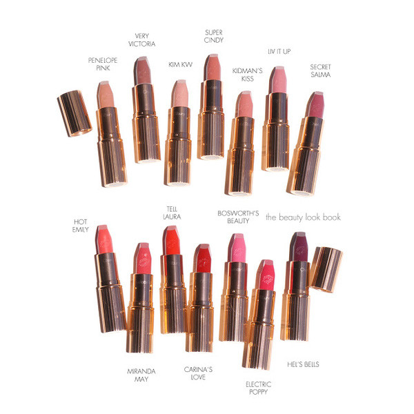 Son Charlotte Tilbury Hot Lips với 16 màu son cá tính(2)