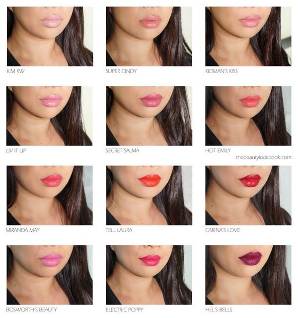 Son Charlotte Tilbury Hot Lips với 16 màu son cá tính(23)