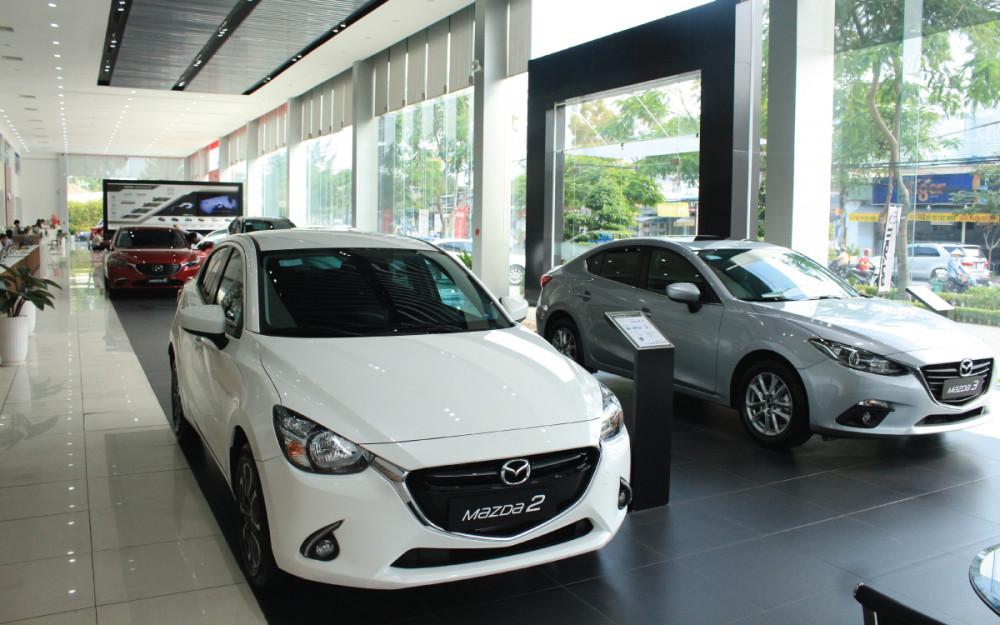 Giới thiệu về showroom Mazda Gò Vấp(1)