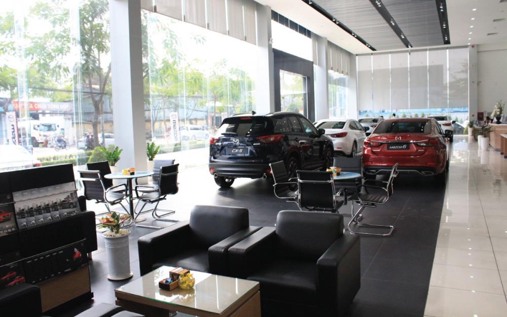 Giới thiệu về showroom Mazda Gò Vấp(3)