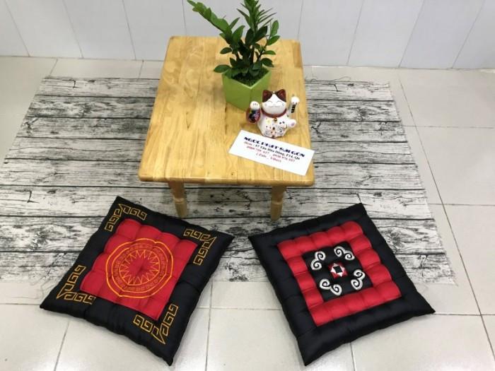 Mua nệm ngồi bệt kiểu Nhật giá rẻ tại Sofa Ngọc Phát