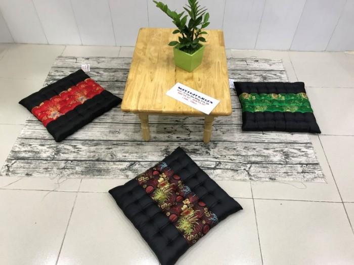 Mua nệm ngồi bệt kiểu Nhật giá rẻ tại Sofa Ngọc Phát(1)