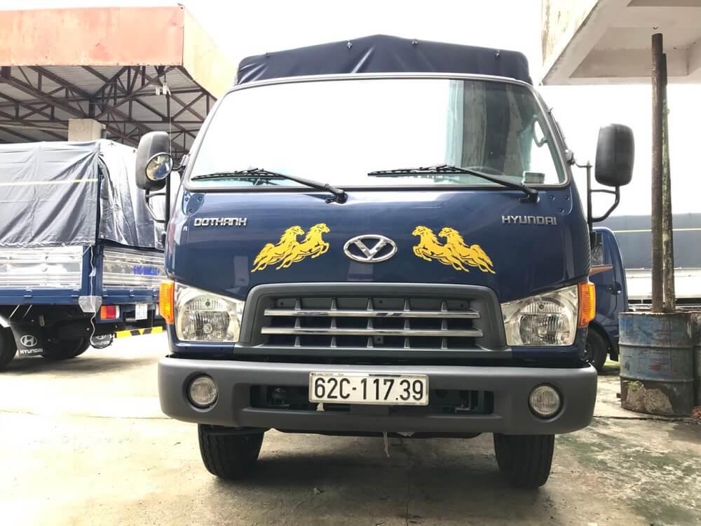 Giá xe tải Hyundai 8 tấn HD120sl Đô Thành các loại thùng hàng mời bạn tham khảo