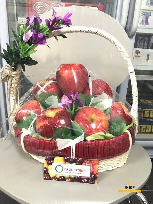 Đặt giỏ trái cây TPHCM - Quà tặng vợ kỷ niệm 1 năm ngày cưới 2