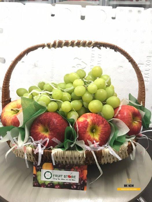 Đặt giỏ trái cây TPHCM - Quà tặng vợ kỷ niệm 1 năm ngày cưới 6