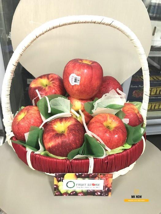 Giỏ trái cây quà tặng vợ sinh nhật ý nghĩa 2