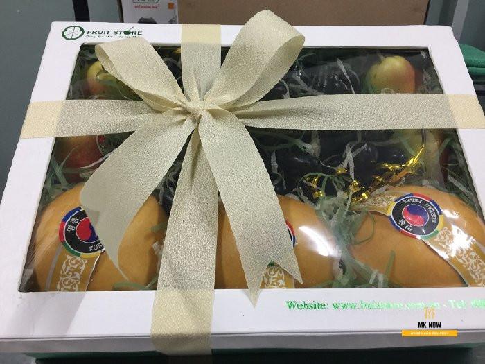 Giỏ trái cây quà tặng vợ sinh nhật ý nghĩa 4