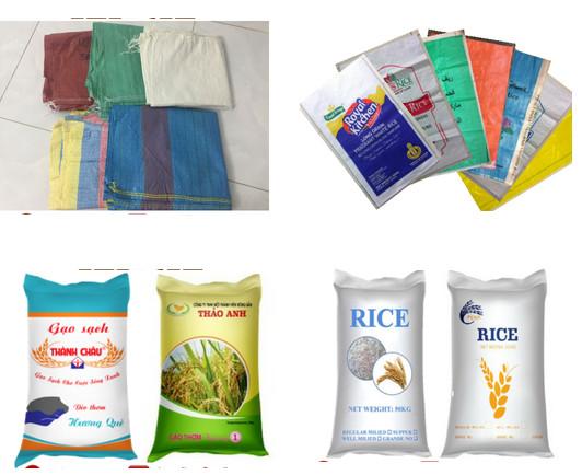 Công ty sản xuất bao bì đựng gạo(1)