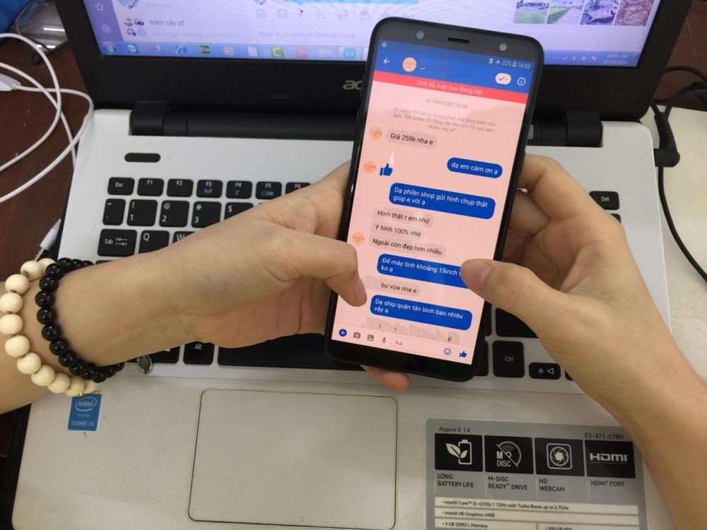 Mua hàng online - Cứ thấy cụm từ 'giá inbox' là khách hàng 'auto skip' nhưng tại sao nhiều shop online vẫn cứ kiên trì áp dụng?