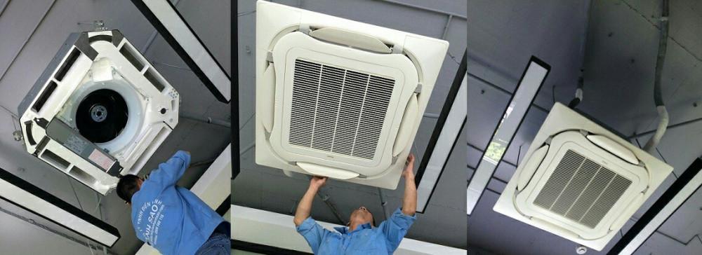 Máy lạnh âm trần Daikin FCF71CVM/RZF71CV2V 3Hp - Tiết kiệm điện