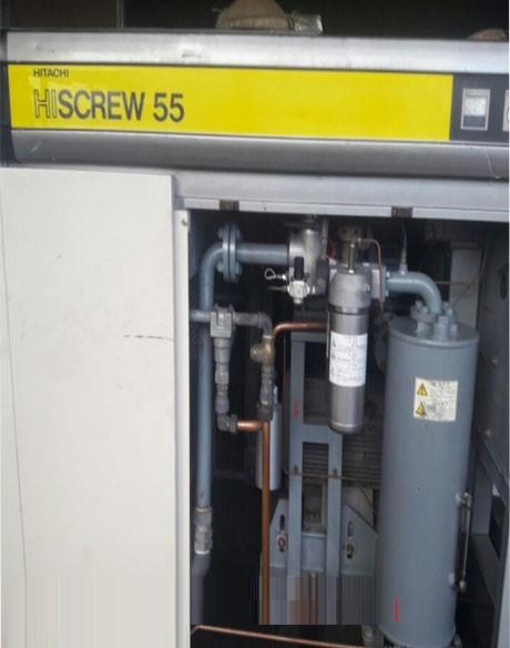 Cung cấp máy nén khí trục vít cũ tại quận 12