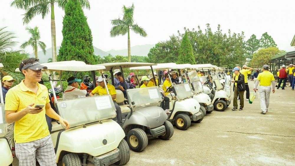 Cho thuê xe điện sân golf ở Thành Phố Hồ Chí Minh
