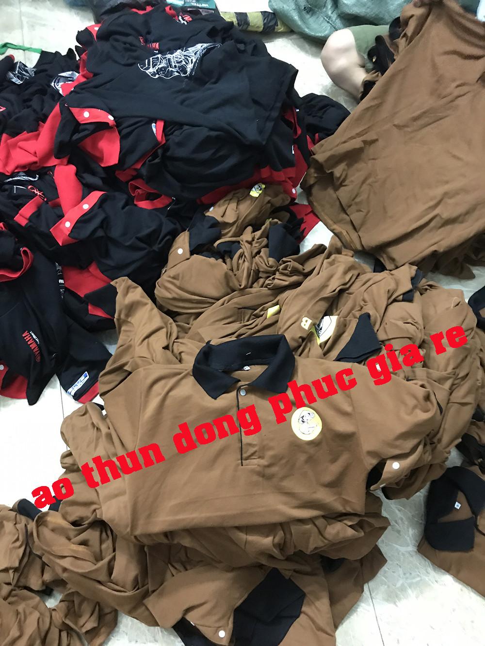 Địa chỉ may áo thun đồng phục quán ăn, áo thun đồng phục quán cafe uy tín