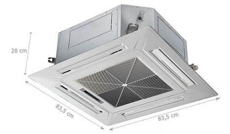 Máy lạnh âm trần Casper CC-50TL11 - 5Hp/ 5 ngựa giá rẻ