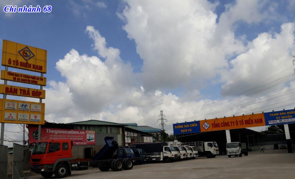 Tổng Đại Lý Xe Tải Miền Nam chuyên phân phối xe tải, xe chuyên dụng Nhật Bản, Hàn Quốc chất lượng cao