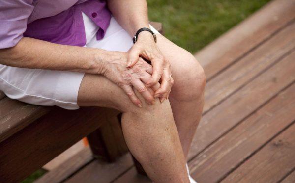Bệnh cơ xương khớp hay mắc phải ở người già