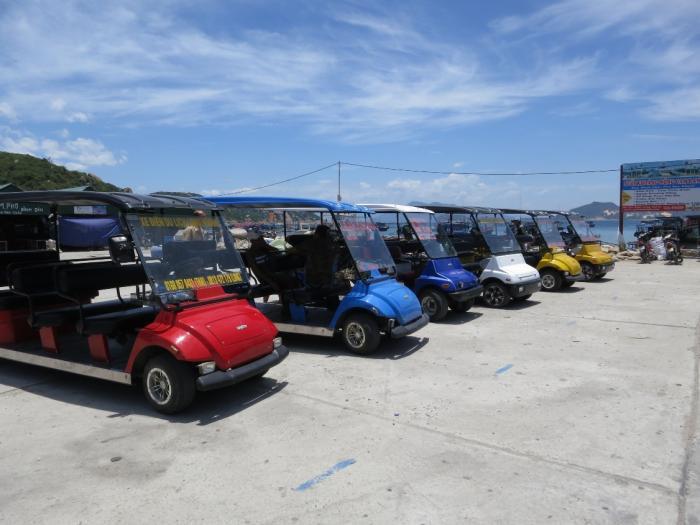 Hướng dẫn bảo dưỡng xe điện sân golf