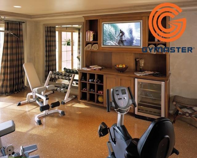 3 mô hình phòng tập gym tại nhà tiêu biểu