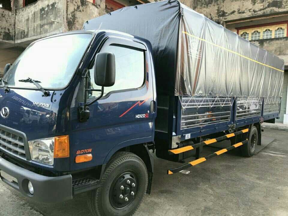 Giá xe tải HD120SL thùng dài 6m2(2)