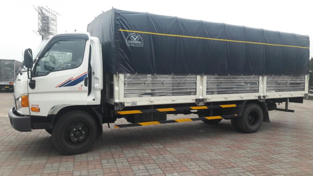 Những lý do nên mua xe tải 8 tấn thùng dài Đô Thành HD120SL(2)