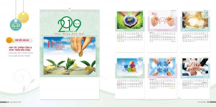 Tư vấn chọn mẫu lịch treo tường hợp phong thủy((1)