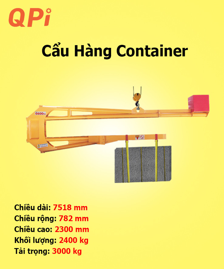 Cẩu hàng container
