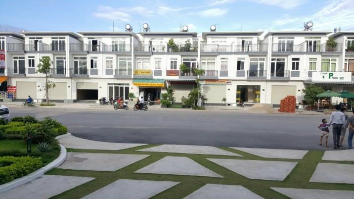 Giới thiệu về nhà phố Phúc An City - nhà phố thương mại liền kề(2)