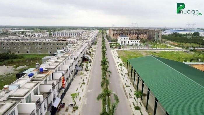 Giới thiệu về nhà phố Phúc An City - nhà phố thương mại liền kề(5)