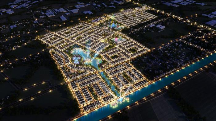 Giới thiệu về nhà phố Phúc An City - nhà phố thương mại liền kề(8)