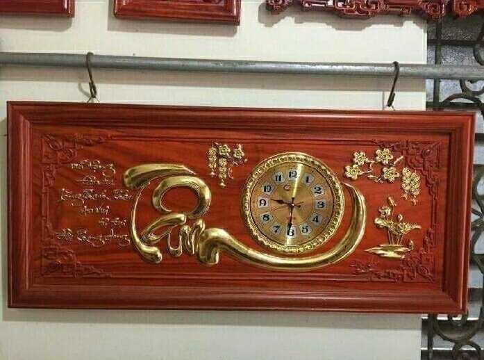 Ý nghĩa đồng hồ gỗ trong phong thủy, mang may mắn và thịnh vượng