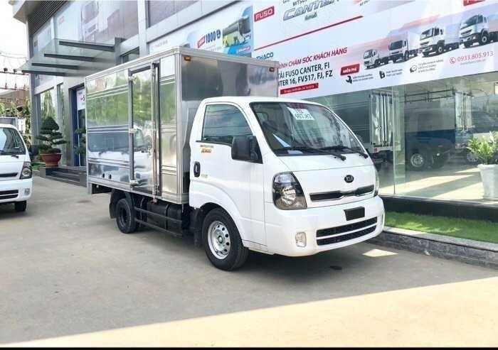 Mua xe tải Thaco K200 1t9 trả góp