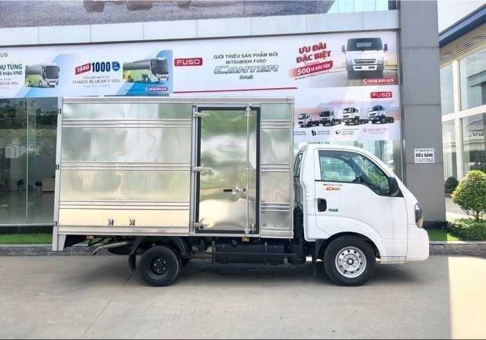 Bảng báo giá xe tải Kia K200 Trường Hải 2018
