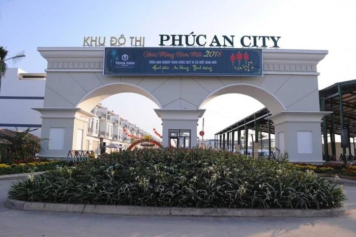 Có nên mua dự án Phúc An City?(2)