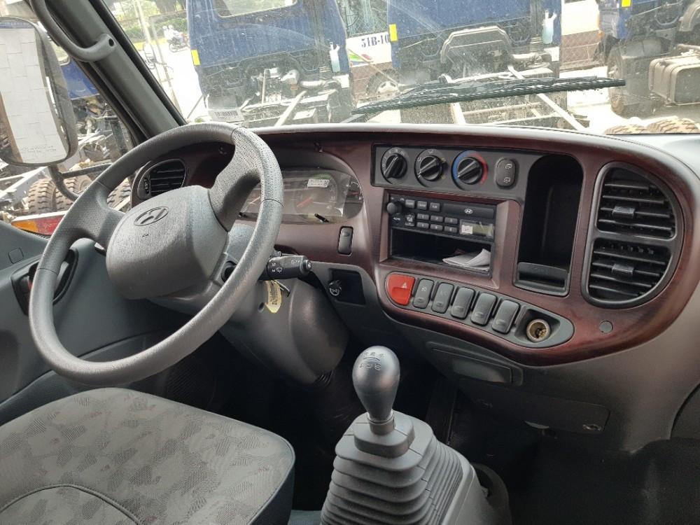 Thông số xe HD800 nói cho bạn biết điều gì?(2)