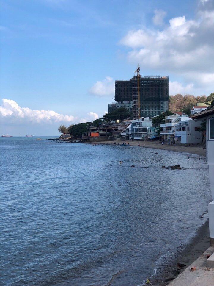 Dự án condotel Vũng Tàu trong quá trình xây dựng 2