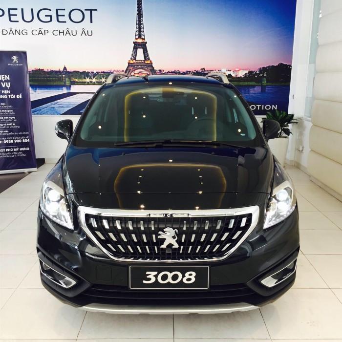 Tăng thời hạn bảo hành chính hãng 5 năm cho bộ đôi Peugeot 5008 và 3008