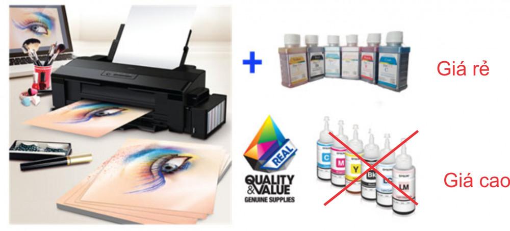 Kinh doanh các loại máy in chất lượng - Máy in Epson L1800