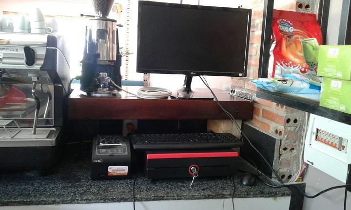 Máy tính tiền giá rẻ cho quán cà phê tại Đắk Lắk