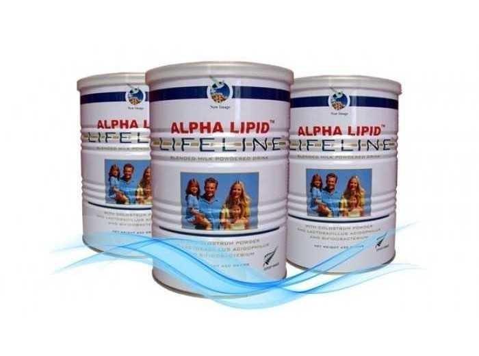 Đâu mới là công dụng thật của sữa non Alpha Lipid LifeLine