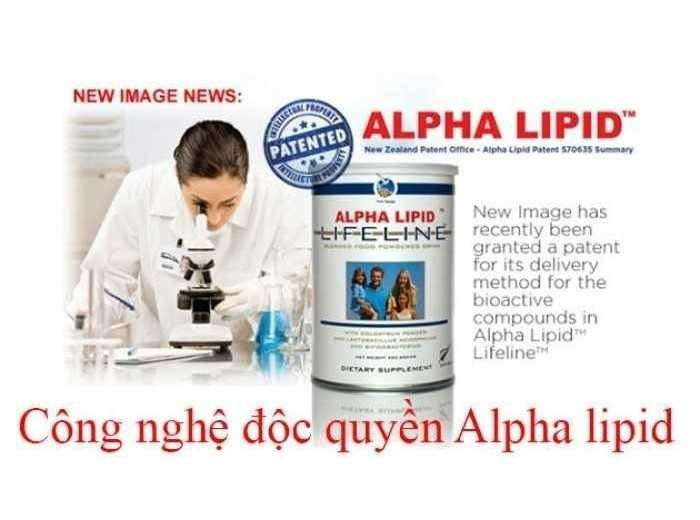 Sữa non alpha lipid lifeline có tốt không?