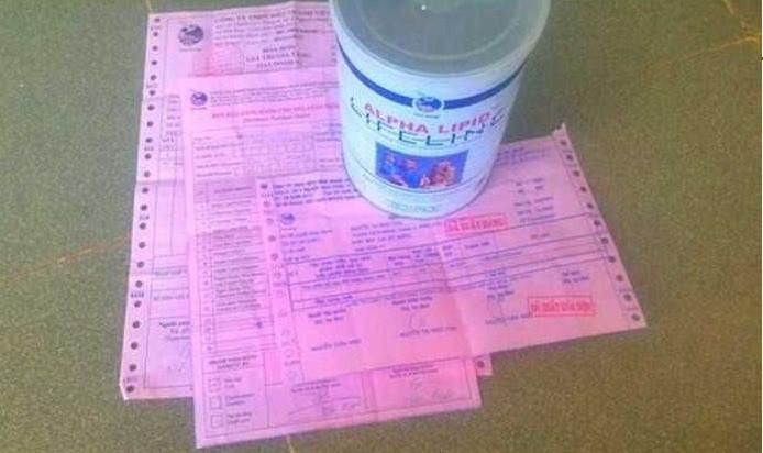 Cách nhận biết sữa non Alpha lipid chính hãng (1)