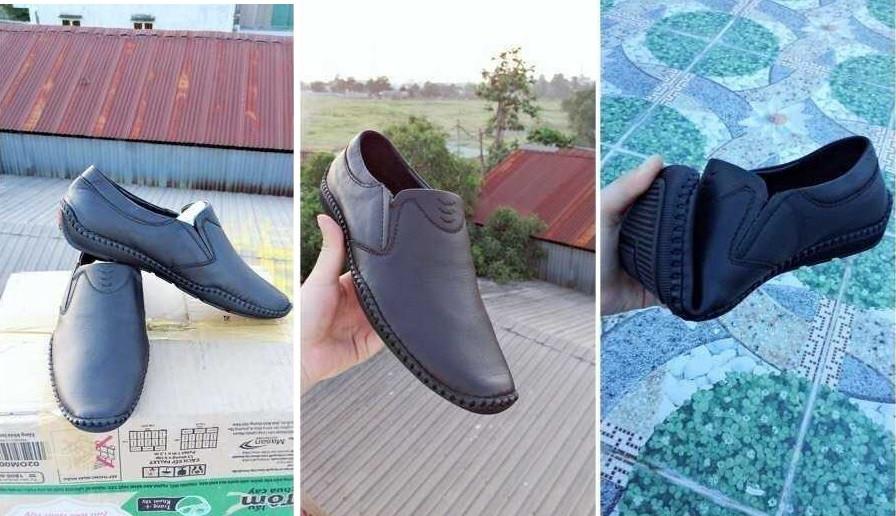 Kinh nghiệm chọn mua giày da nam online
