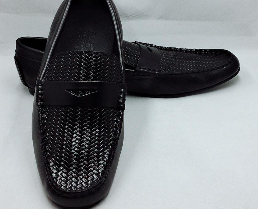 Mẹo nhận biết giày da nam thật giả(2)