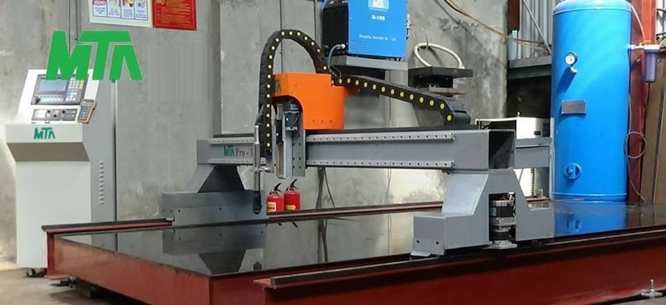 Bán máy cắt Plasma CNC MTA tại Bắc Ninh
