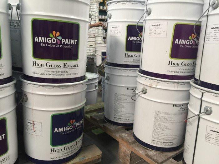 Công ty sản xuất sơn công nghiệp uy tín, giá rẻ - Công ty cổ phần AMIGO Việt Nam