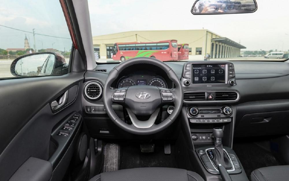 Đánh giá chi tiết Hyundai Kona 2018
