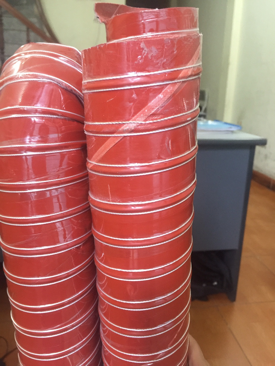 Ống silicone chịu nhiệt đô cao lên tới 350 độ C giá rẻ
