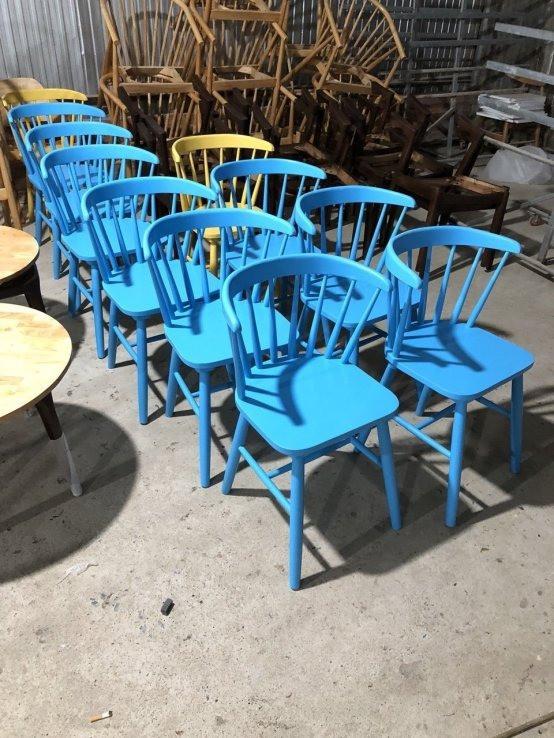 Những sai lầm thường gặp khi mua bàn ghế cafe nhựa giả mây