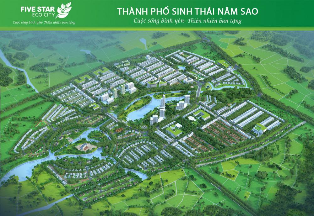 Five Star Eco City làm nóng thị trường phía Nam TPHCM
