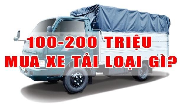 Top 4 xe tải nhỏ dưới 1 tấn nên mua trong năm 2018